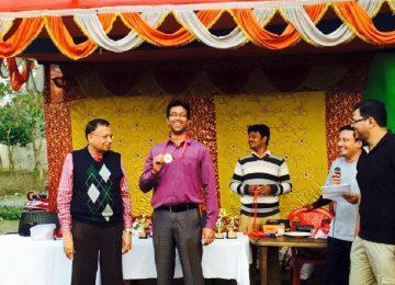Award Winning programme