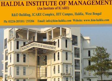 Haldia management institute