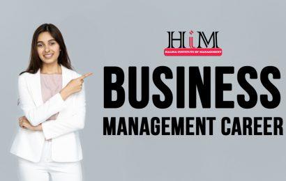 Business Management Career